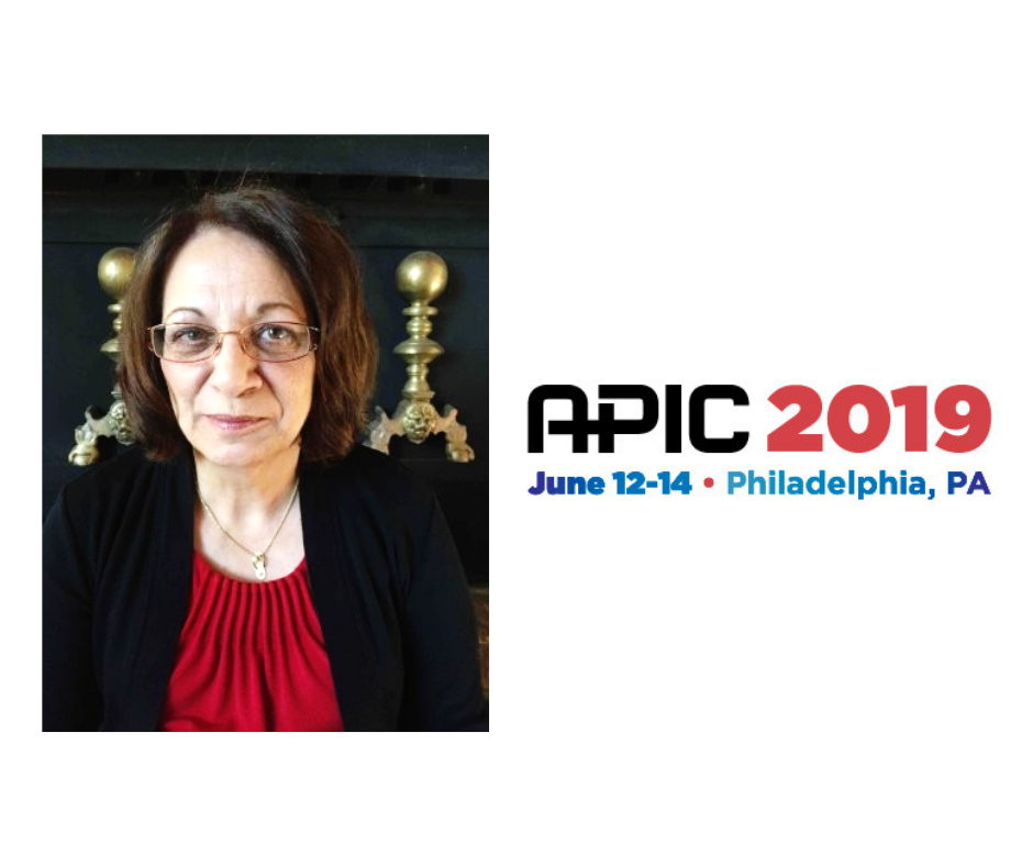 Luci Perri 2019 APIC Conference