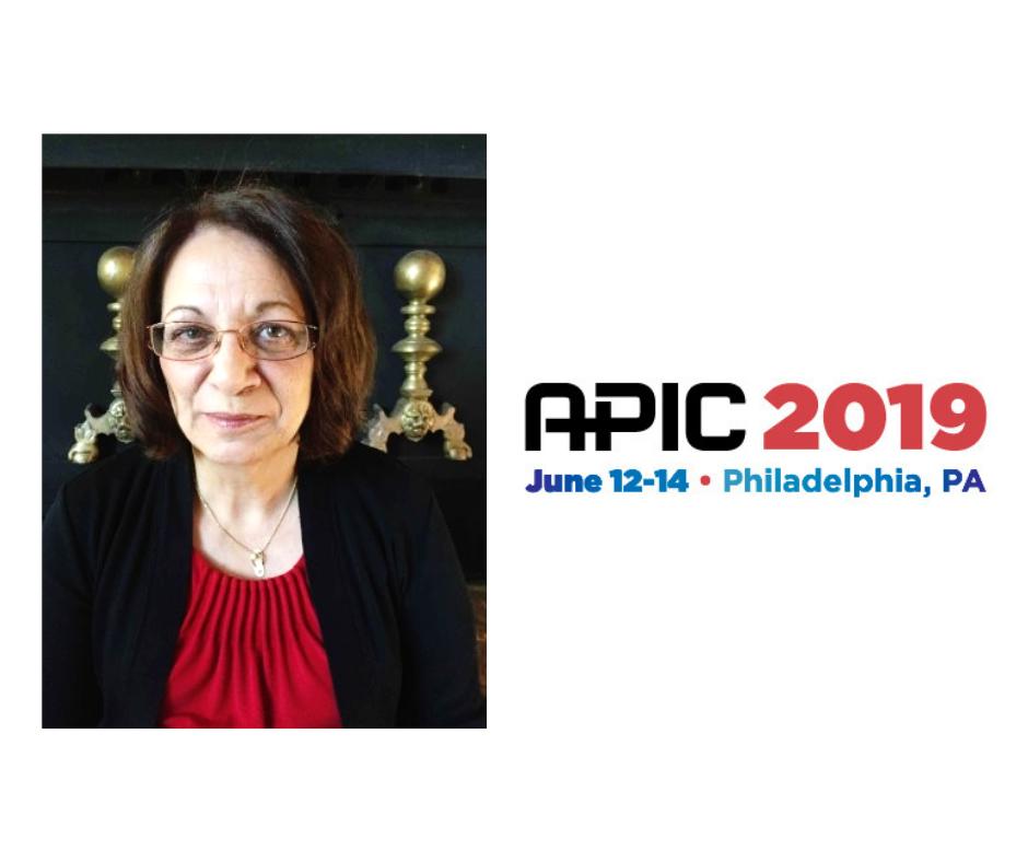 Luci Perri 2019 APIC Conference